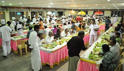 Brahmin Wedding Catering Services   Kamalambal