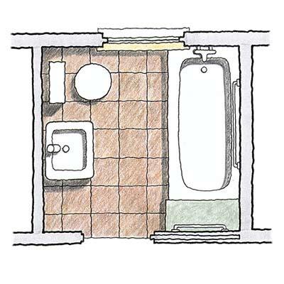 small bathroom ideas fine homebuilding small bathroom ideas fine homebuilding