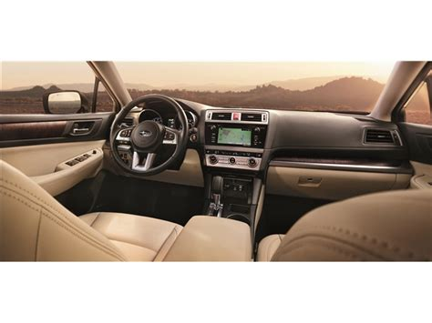 subaru outback 2016 interior 2016 subaru outback prices reviews and pictures u s