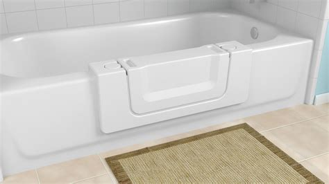 easy entry bathtubs walk in convertible bath tub for easy entry safe home pro