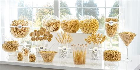 Bridal Shower Cupcake 4pc gold wedding supplies city