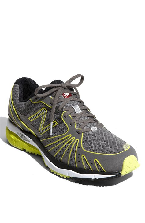 new balance 890 running shoes new balance 890 running shoe in gray for grey sulph
