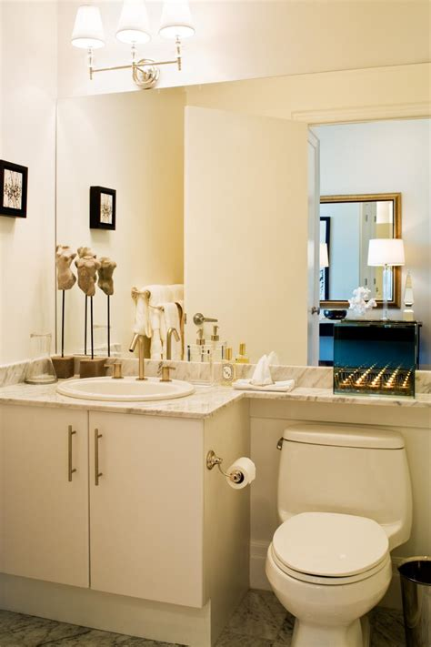 Space Bathroom - small space decorating don ts hgtv