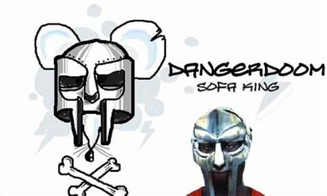 Danger Doom Sofa King by The Mouse And The Mask Danger Doom Lp Mania