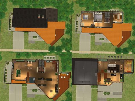 twilight cullen house floor plan mod the sims twilight cullen house