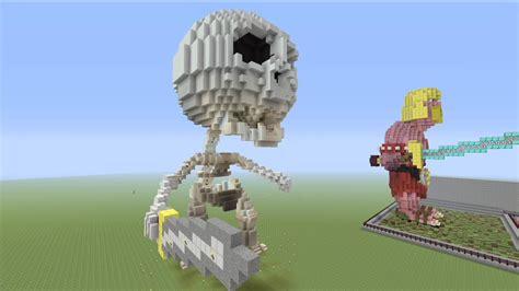 genial esqueleto atacando clash of clans por academic leon y dannonee meg 233 dannonee