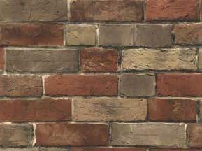 faux brick wallpaper rustic feel photo by pyanoooo photobucket
