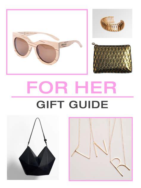 design milk gift guide 2015 2015 gift guide her design milk