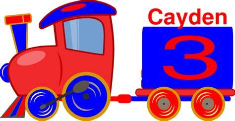 loco train cayden clip art  clkercom vector clip art