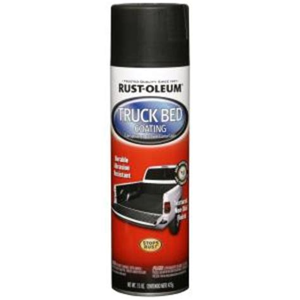 rustoleum bed liner colors rust oleum automotive 15 oz truck bed coating black spray