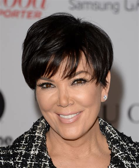 pic of back of kris jenner hair cut kris kris jenner haircut back view short hairstyle 2013