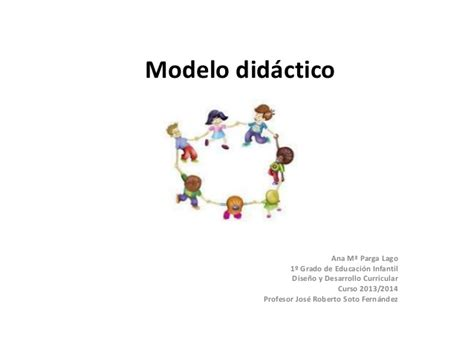 Modelo Curricular Verbal Didactico Power Point Ddc