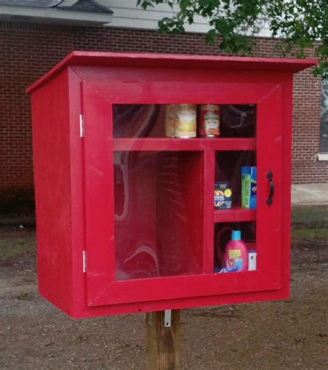 Free Pantry by Karma Inspired Community Donations Free Pantry