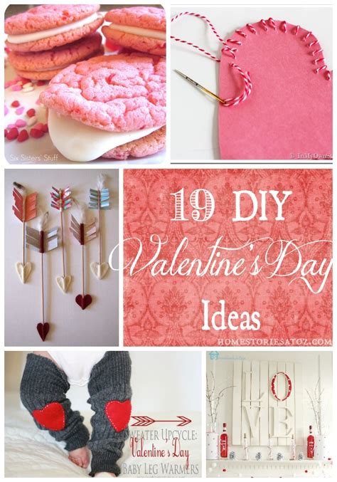 Valentines Day Diy Decorations by 19 Easy Diy Valenine S Day Ideas Home Stories A To Z