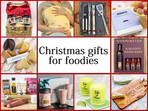 the best gifts for foodies