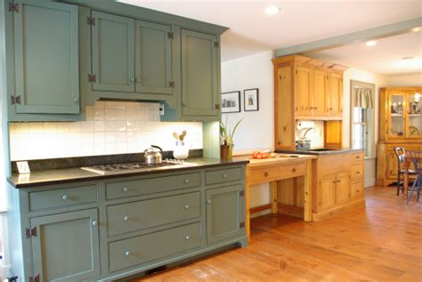 renovating kitchen cabinets one approach to old house kitchen renovations
