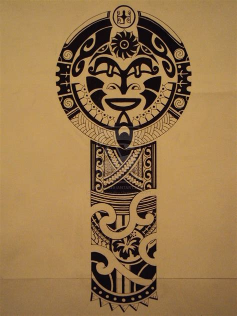 polynesian tribal tattoo meaning polynesian tribal patterns