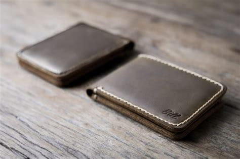 Best Handmade Leather Wallets - best leather wallet handmade personalized wedding