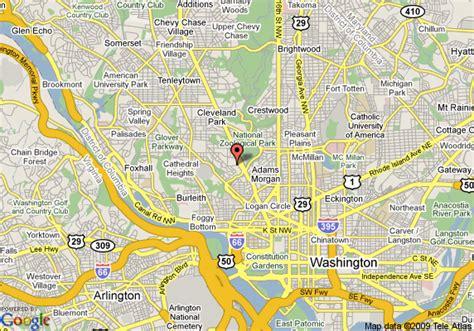 washington dc map of hotels omni shoreham hotel washington deals see hotel photos
