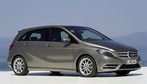 look all new mercedes b class