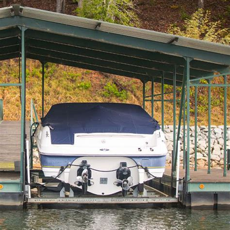 boat motor repair greenville sc carolina lift systems quality boat lifts are designed