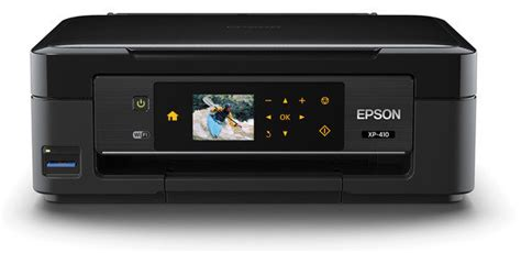 Printer Epson Expression Home Xp 410 review epson expression home xp 410 small in one is a