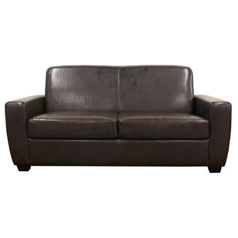 ballard sofa ballard dark espresso modern sofa sleeper dcg stores