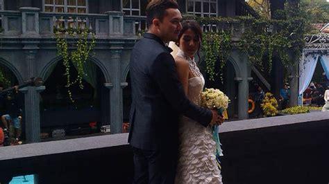 film layar lebar honeymoon omesh sama sama panggil sayang pada istri dan lawan