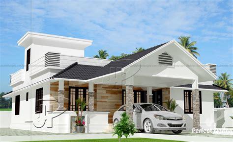 1141 square modern home designs kerala home design