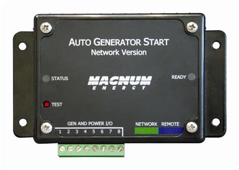 Auto Generator by Magnum Auto Generator Start Ags