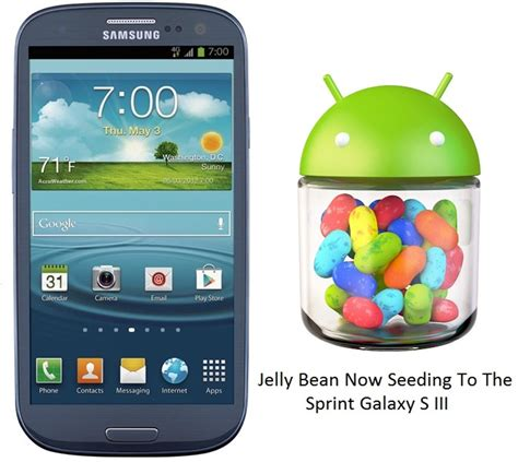 sprint galaxy s ii to receive jelly bean update finally download sprint galaxy s iii jelly bean update available