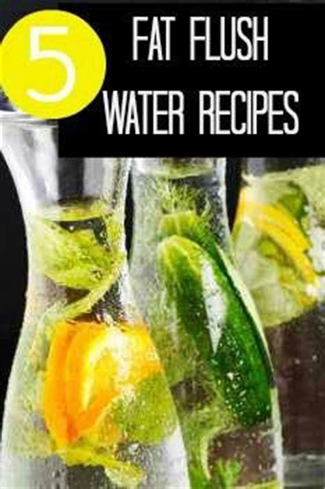Burner Detox Water by 15 Detox Water Recipes To Flush Your Liver Detox Waters