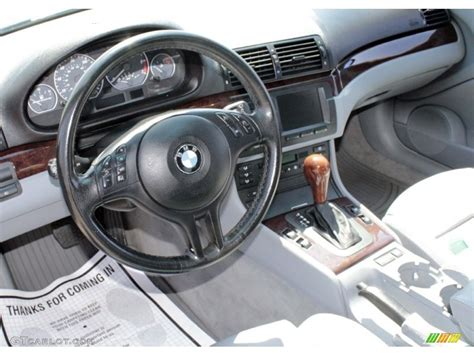 2001 Bmw 3 Series Interior by 2001 Bmw 3 Series 330i Coupe Interior Photos Gtcarlot