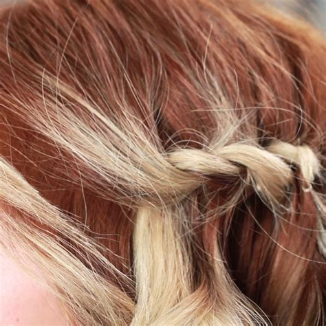 hair cuts great or knot brandy quick boho knots for layered hair works for thin hair as