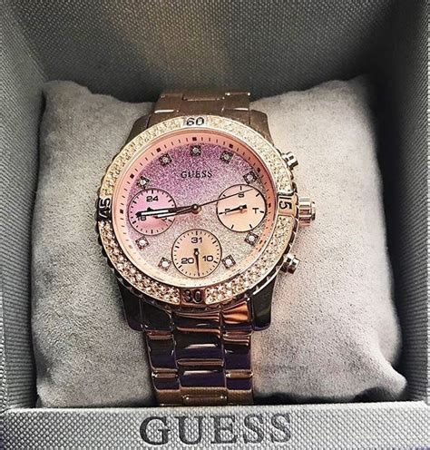 Guess Gs0277 Pink Rosegold 136 best images about guess watches on gold watches sports watches and lavender