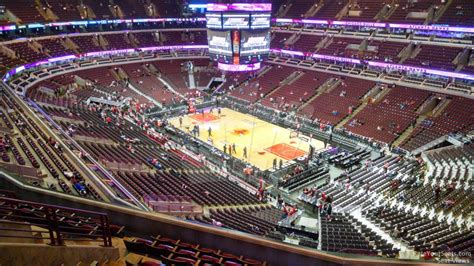 united center section 330 united center section 330 chicago bulls rateyourseats com