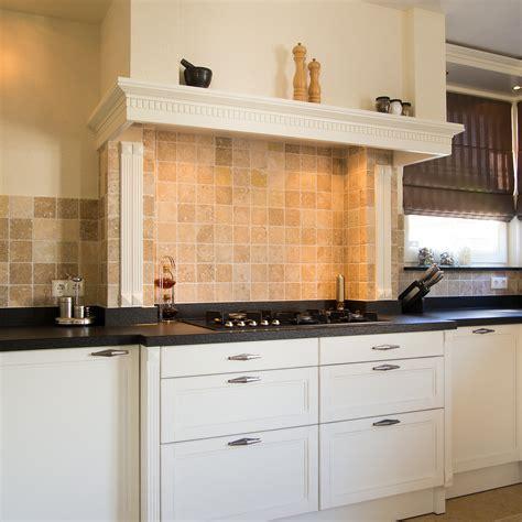 tegels keuken magnolia klassieke of ouderwetse tegels in de keuken