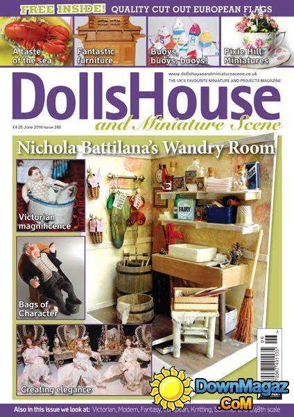 download black dolls vol 3 2016 pdf magazine dolls house and miniature scene june 2016 187 download pdf