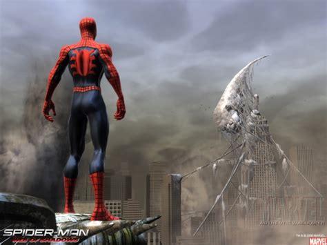 imagenes de spiderman web of shadows spider man web of shadows wallpapers wallpapersin4k net