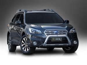 Subaru Outback Bull Bar Subaru Outback Ecb Alloy Bullbar Nudge Bars Bull Bars