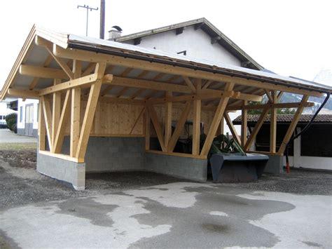 Carports Holzbau Lenz Tischler Und Holzbaumeister