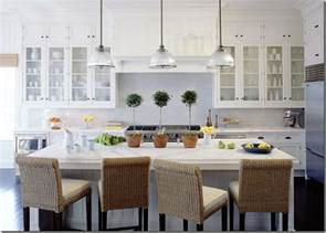 White Glass Kitchen Cabinets Kitchen Remodel Cabinets White Wood Countertop Island Lighting Renovation Inspiration