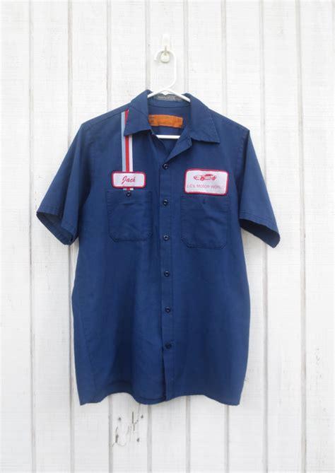 Sweater Fatlace Station Apparel vintage gas station shirt mechanic shirt 70 s by kerrilendo 28 00 shirt designs i