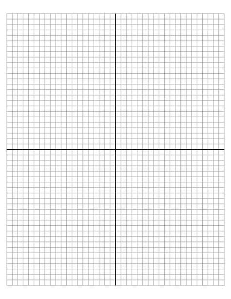 printable graph paper x y axis printable graph paper with axis