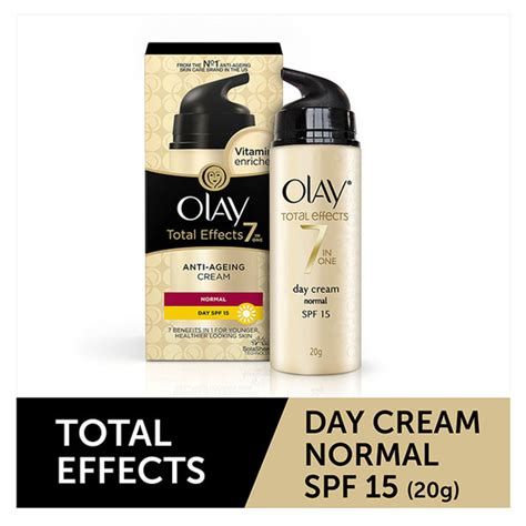 Olay Total Effect Day 20 Gr olay skincare anti aging products in india purplle