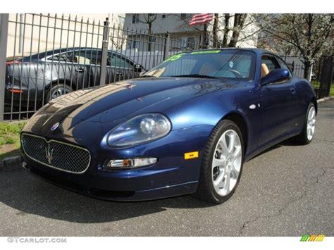 maserati dark blue 2005 blu nettuno dark blue metallic maserati coupe gt