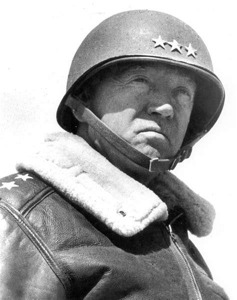 general george patton general patton wwii 75th anniv pistol america remembers