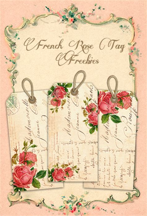 shabby blogs vintage freebie with keren shabby french