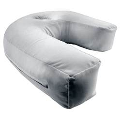 Pillows For Neck Side Sleeper side sleeper pro air therapeutic neck back pillow ebay