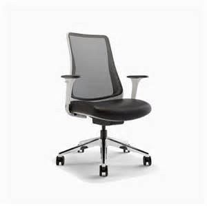via genie chair biomorph adjustable computer furniture